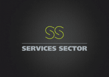 "IZN LOGO for ""Services Sector"""