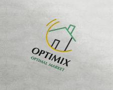 Лого для Optimix