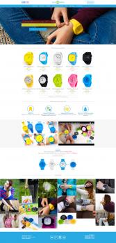 Сайт інтернет-магазину «Jelly Watch»