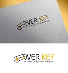 Логотип для онлайн-магазина цифровых товаров
