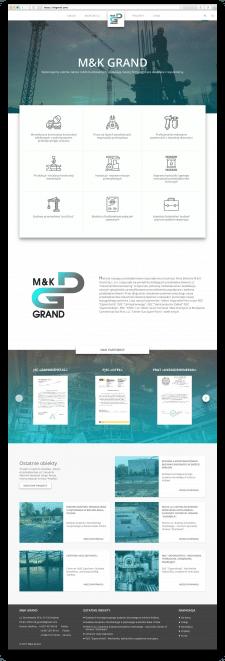 Корпоративный, мультиязычный сайт на MODX
