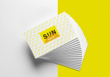 Sun Sale / Business Card