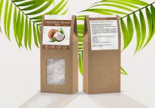 Дизайн упаковки и этикетки эко продуктов