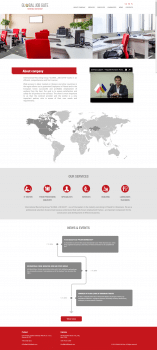 Global Job Gate - Front-end разработка / Адаптация