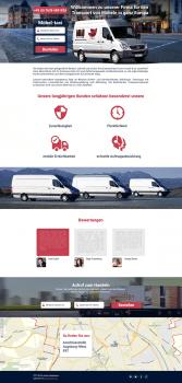Сайт-визитка MOBEL - taxi