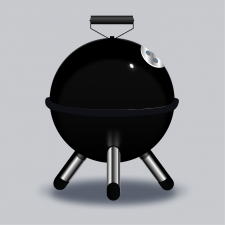 Barbecue Picnic Icon