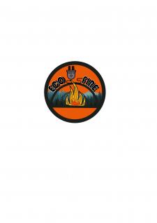 Логотип для компании по продаже электрокаминов