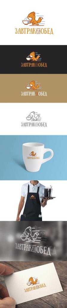 Логотип ЗАВТРАКнаОБЕД
