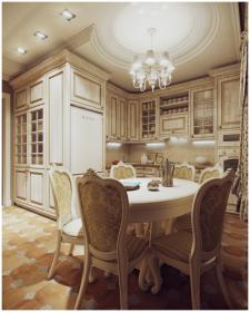 Кухня_Лидия