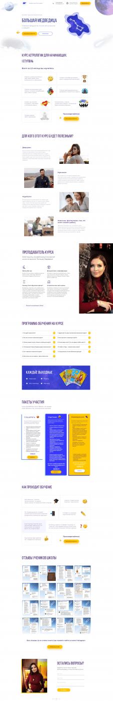 Большая Медведица – Онлайн-школа астрологии