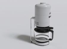 Моделирование и визуализация кофеварки