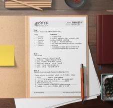 Дизайн листка з завданнями для Open World