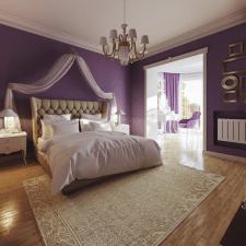 Bedroom design for girl