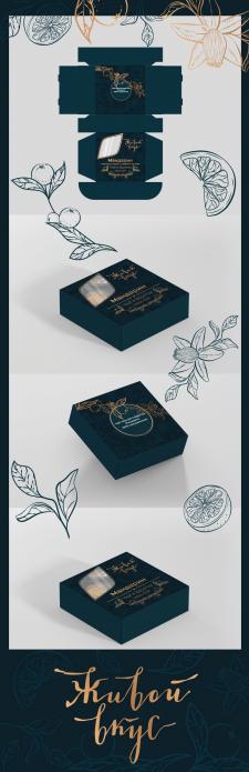 Разработка упаковки для чая