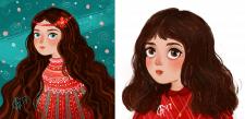 Портреты подружек 2