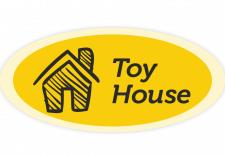 """Логотип для детского сайта """"Toy House"""""""