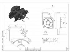 Проектирование и чертеж детали