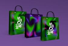Дизайн пакетов магазина