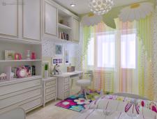 Дизайн деткой комнаты