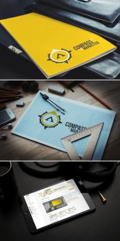 лого для Компас Маркетолога