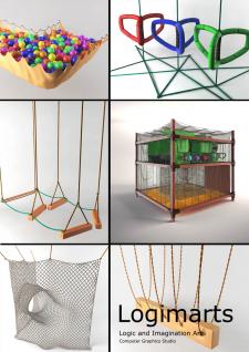 Моделирование и 3D визуализация.