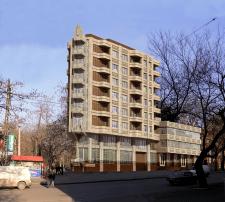 Проект многоэтажного жилого дома г. Одесса