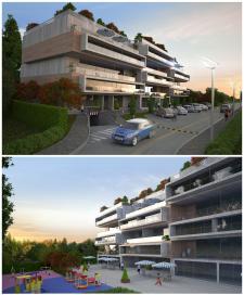 3D viz architecture