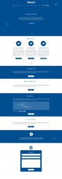 Дизайн сайта FlatGUI