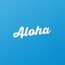 Дизайн логотипа Aloha