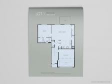 Планы этажей для застройщика