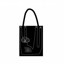 Принт на эко-сумку