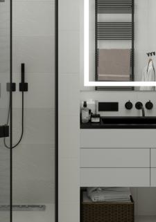 Дизайн ванной команты