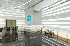 Дизайн помещения офиса