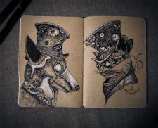 Стимпанк-звери