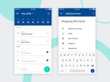 Приложение-планировщик для Android