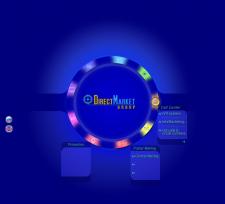 """Разработка структуры и дизайна веб. сайта для """"ДиректМаркетинг Г"""