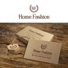 Логотип і стиль для інтер'єрного бутика