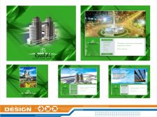 Флеш-презентация для строительной компании