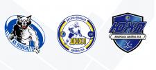 Логотипы хоккейных команд