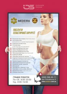 """Постер """"Medeira"""""""