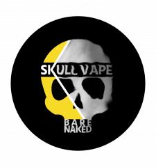 """Создание логотипа для вейп-товаров """"Skull vape"""""""