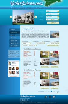 сайт аренды в ялте