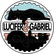 Lucifer & Gabriel