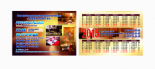 Календарь гостиничный комплекс