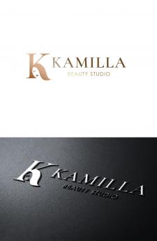 Изящный логотип для салона красоты