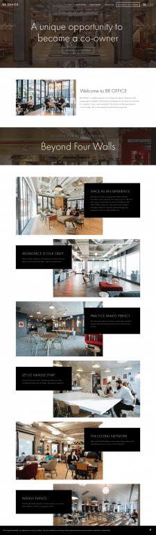 BR OFFICE - всемирная сеть коворкингов