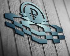 Логотип для майнинг центра