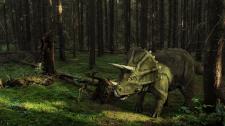 Динозавр (Трицератопс)