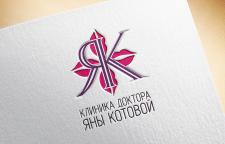 Разроботка логотипа для косметологической клиники