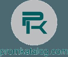 логотип-монограмма для сайта promkatalog.com